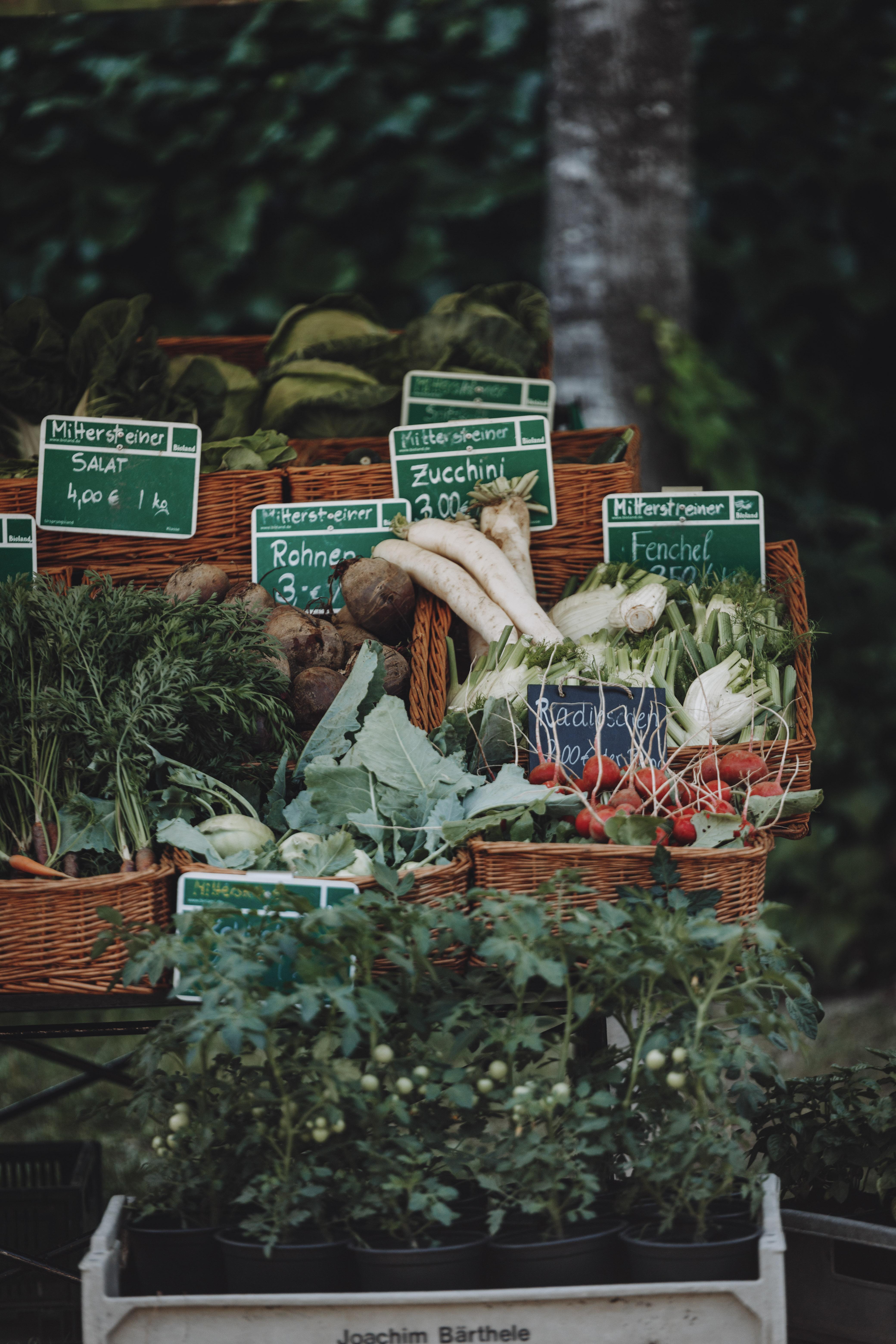 Mercato contadino Lana