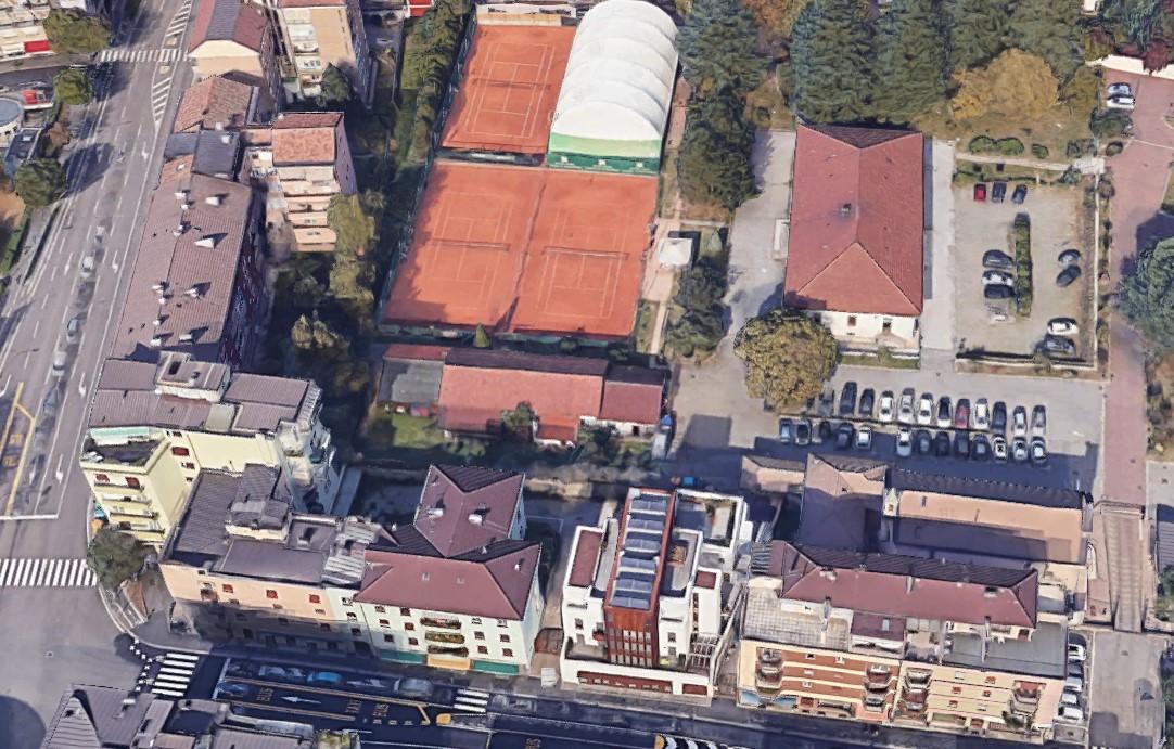 Campi tennis Bolzano